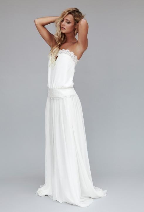 cheap wedding dresses photo - 1