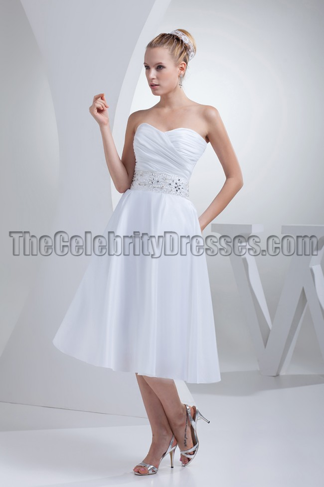 cheap wedding dresses champagne color photo - 1