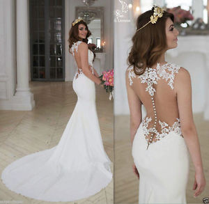 cheap wedding dresses ebay photo - 1