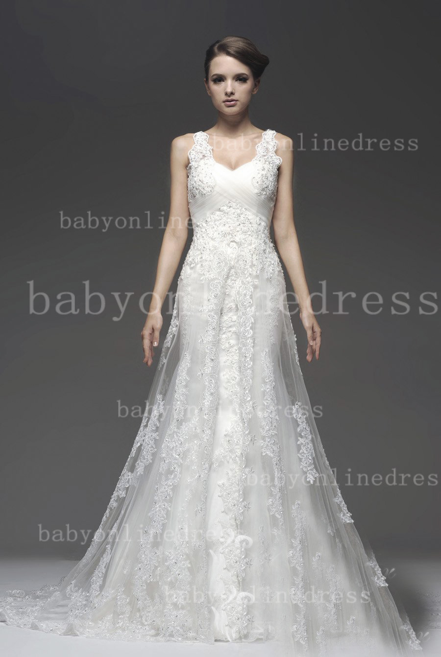 cheap wedding dresses for sale photo - 1