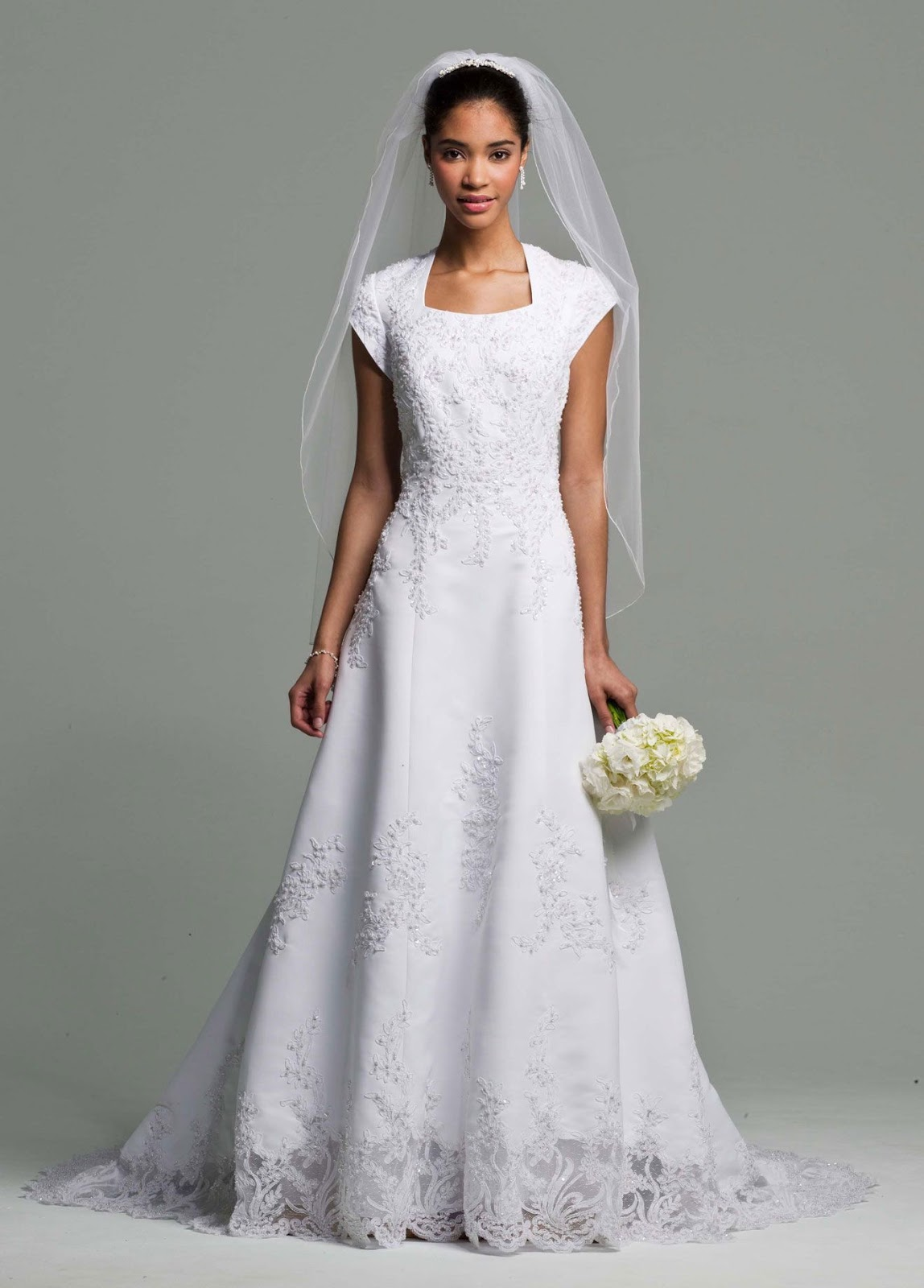 cheap wedding dresses nyc photo - 1
