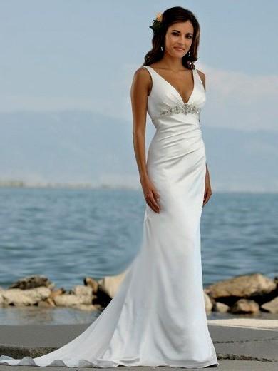 cheap wedding dresses online usa photo - 1