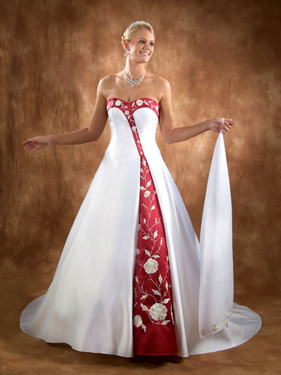 cheap wedding dresses uk photo - 1