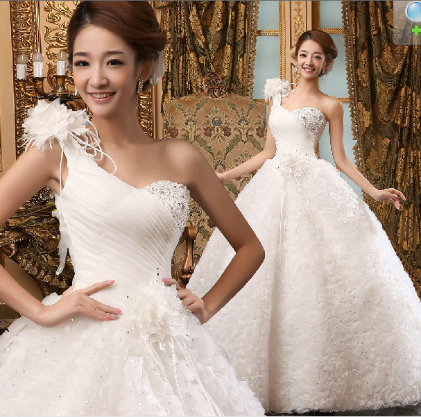cheap wedding dresses under 100 with free shipping photo - 1