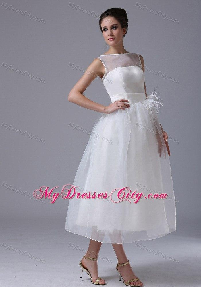 cheap wedding reception dresses for bride photo - 1
