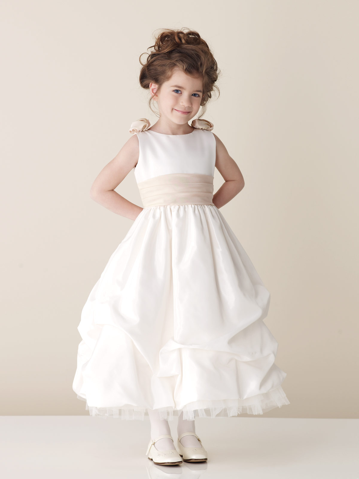 child wedding dresses photo - 1