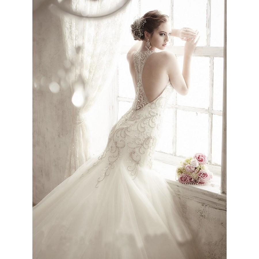 christina wu wedding dresses photo - 1