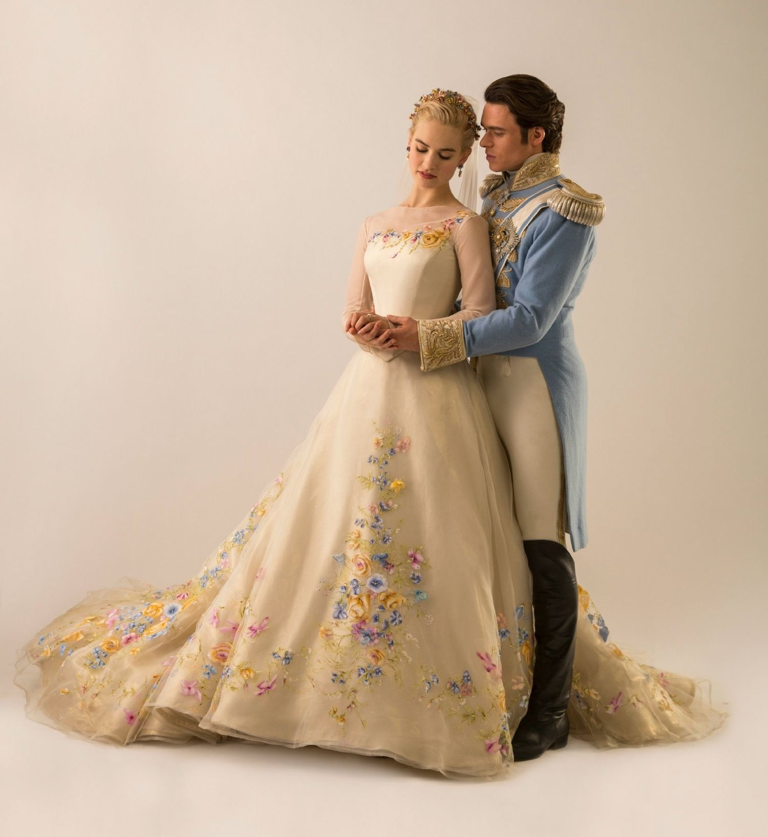 cinderella wedding dresses photo - 1