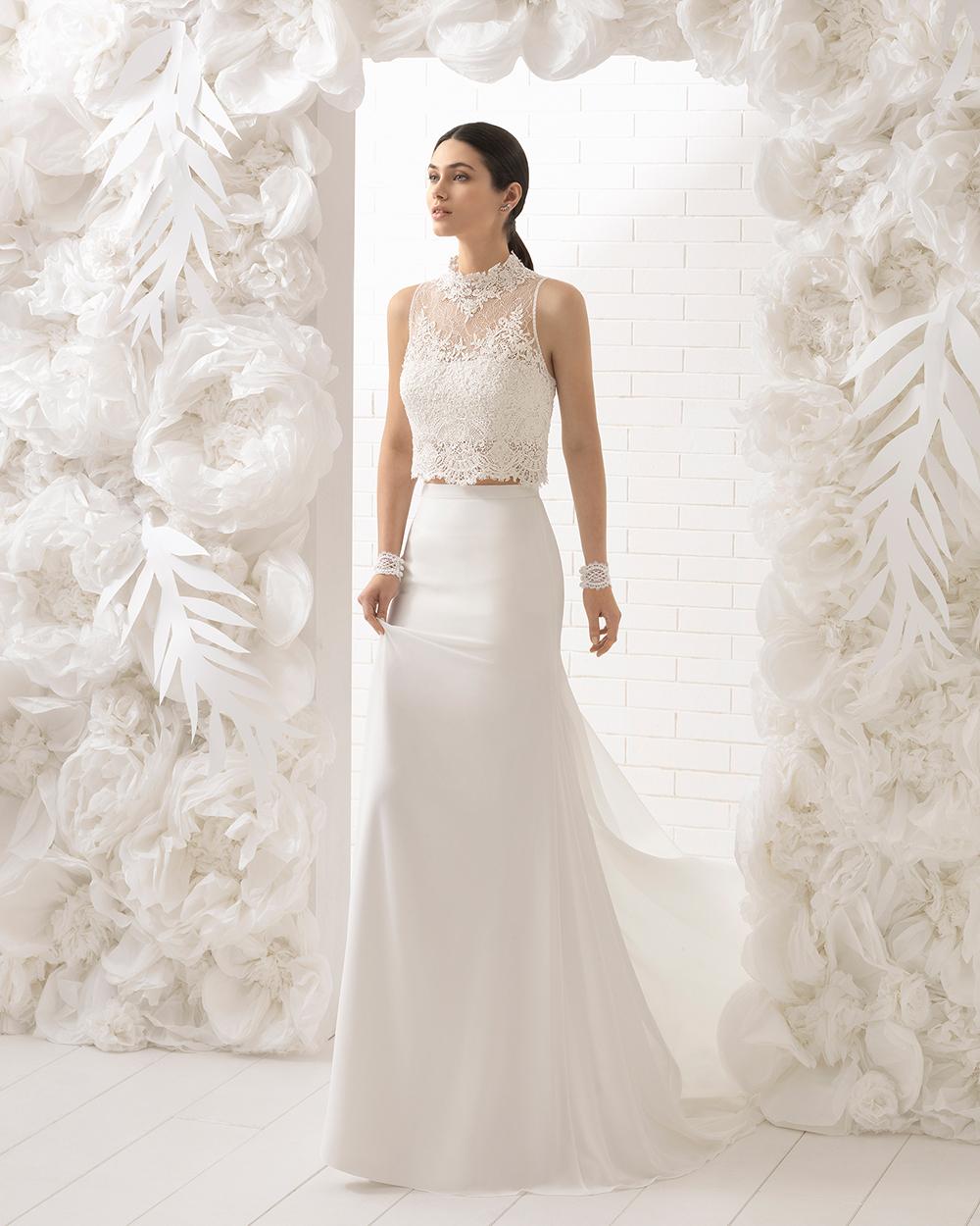 civil ceremony wedding dresses photo - 1
