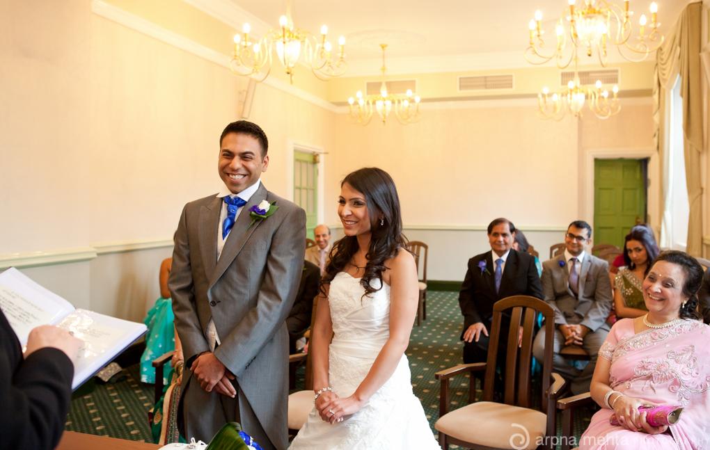 civil wedding ceremony dresses photo - 1