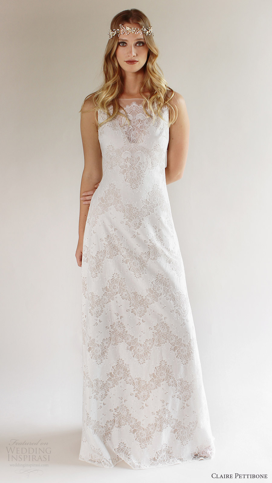 claire pettibone wedding dresses photo - 1