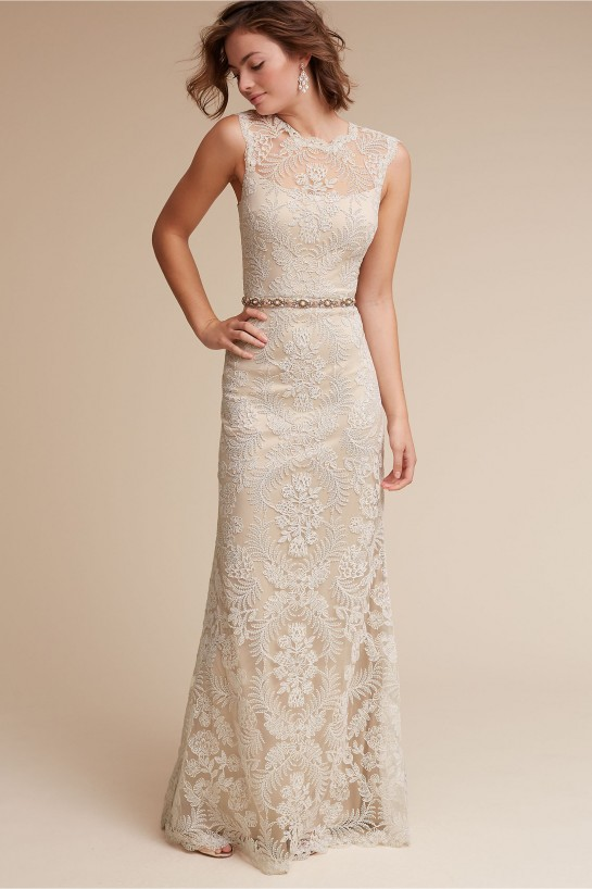 classic dresses to wear to a wedding photo - 1