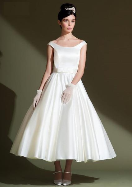 classic elegant wedding dresses photo - 1