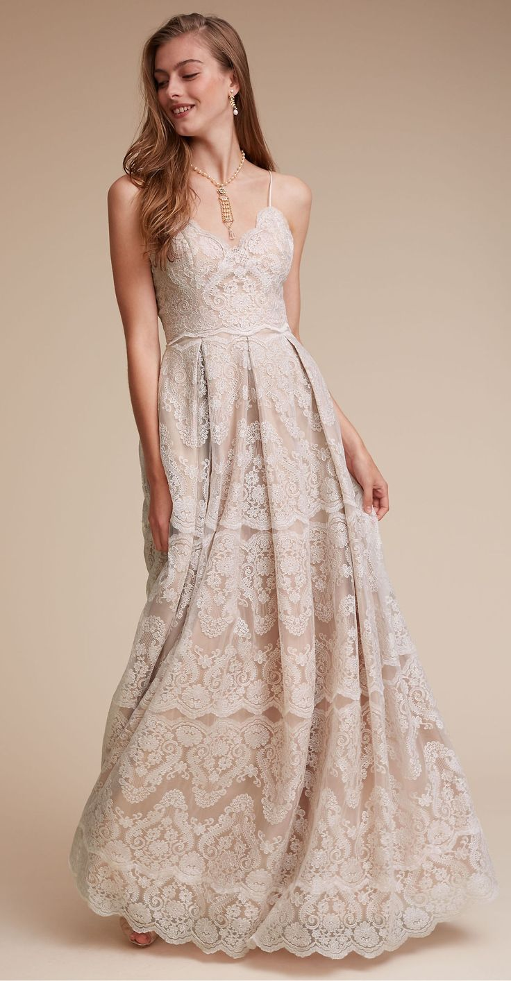classic vintage wedding dresses photo - 1