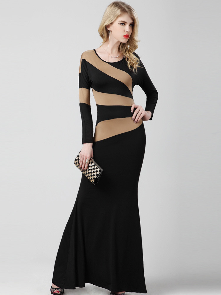 classical evening dresses photo - 1