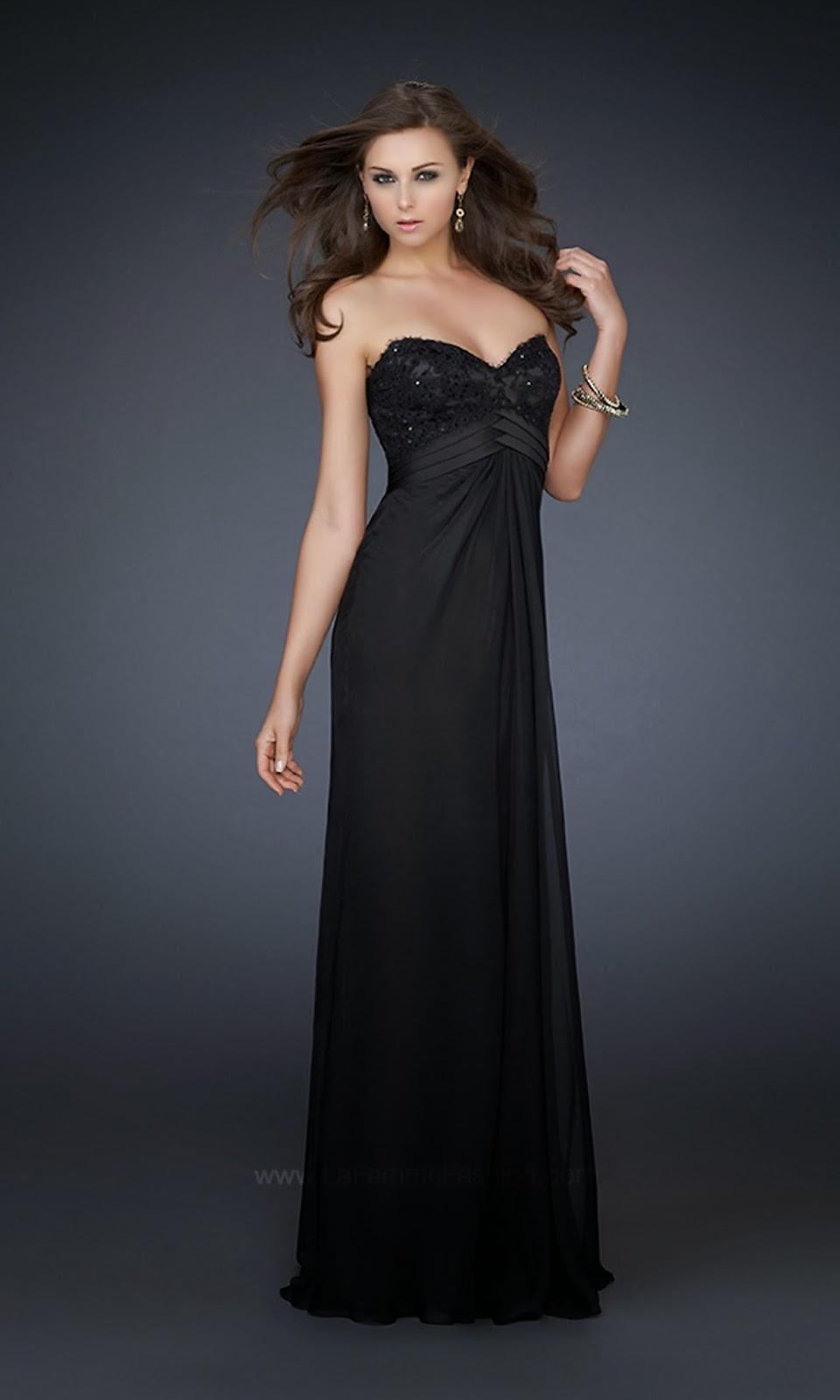 classy evening dresses photo - 1