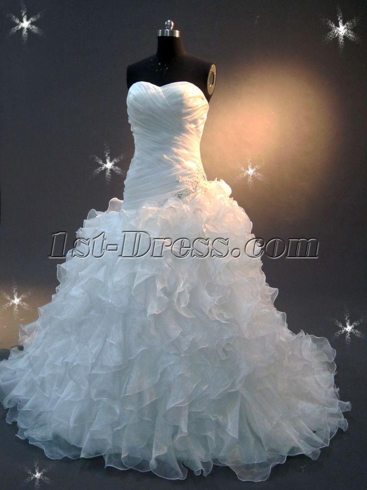 clearance wedding dresses photo - 1