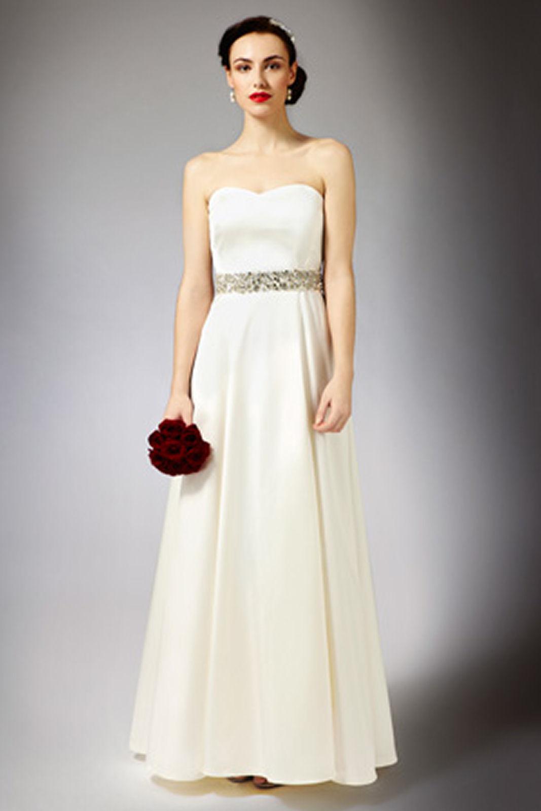coast wedding dresses photo - 1