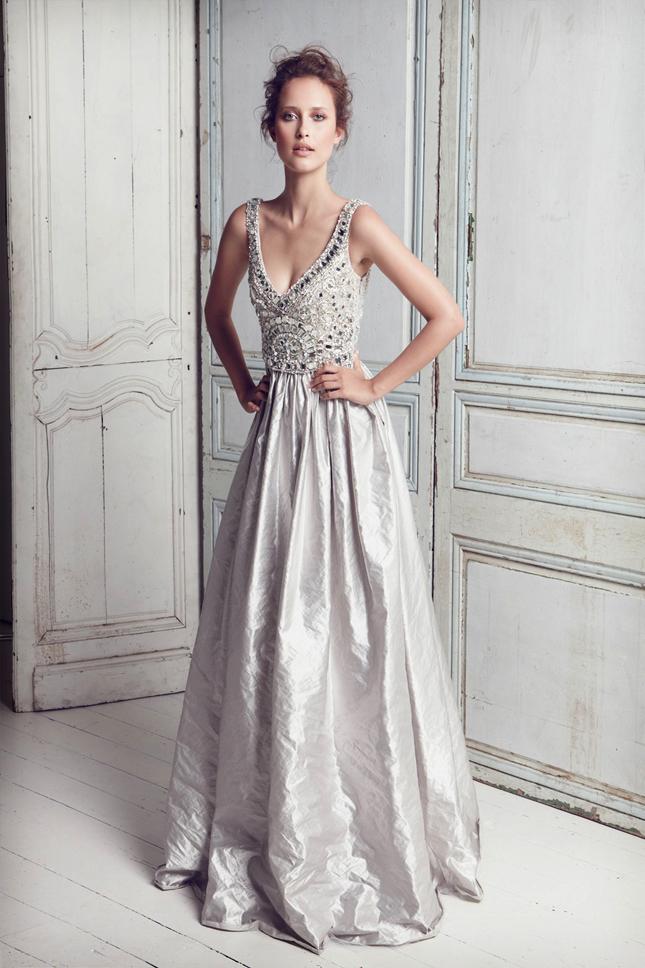 colette dinnigan wedding dresses photo - 1
