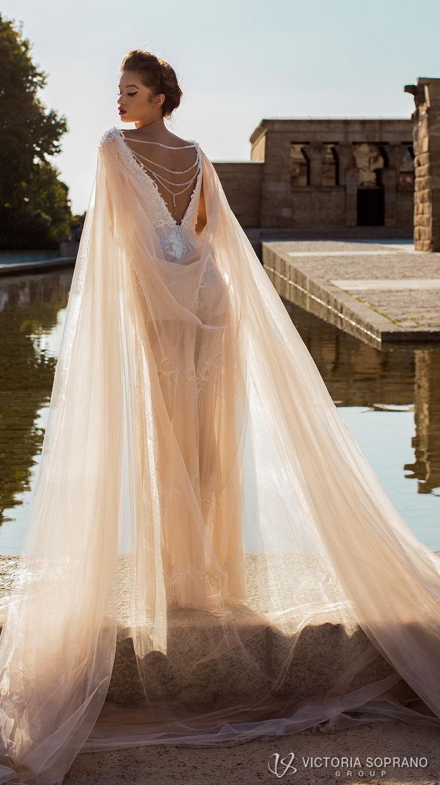 contemporary wedding dresses photo - 1