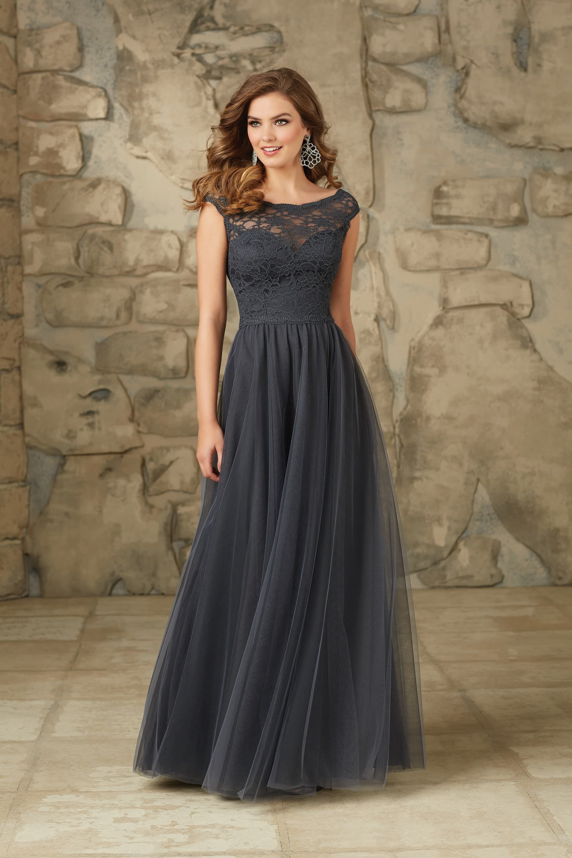 cost of mori lee wedding dresses photo - 1