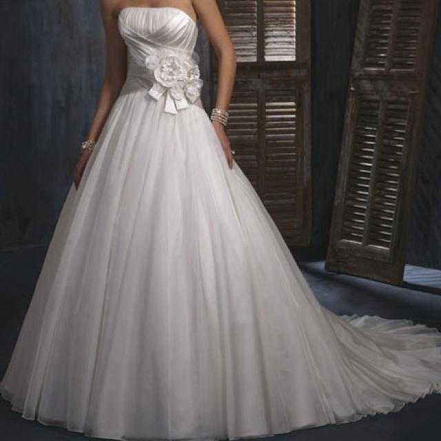 country theme wedding dresses photo - 1