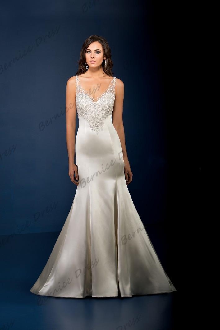 court wedding dresses photo - 1