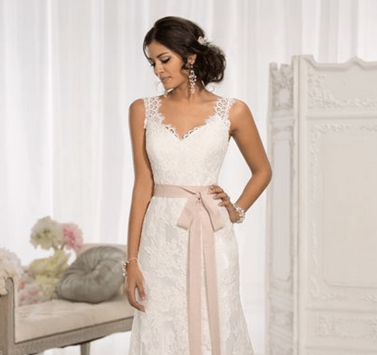 courthouse wedding dresses photo - 1