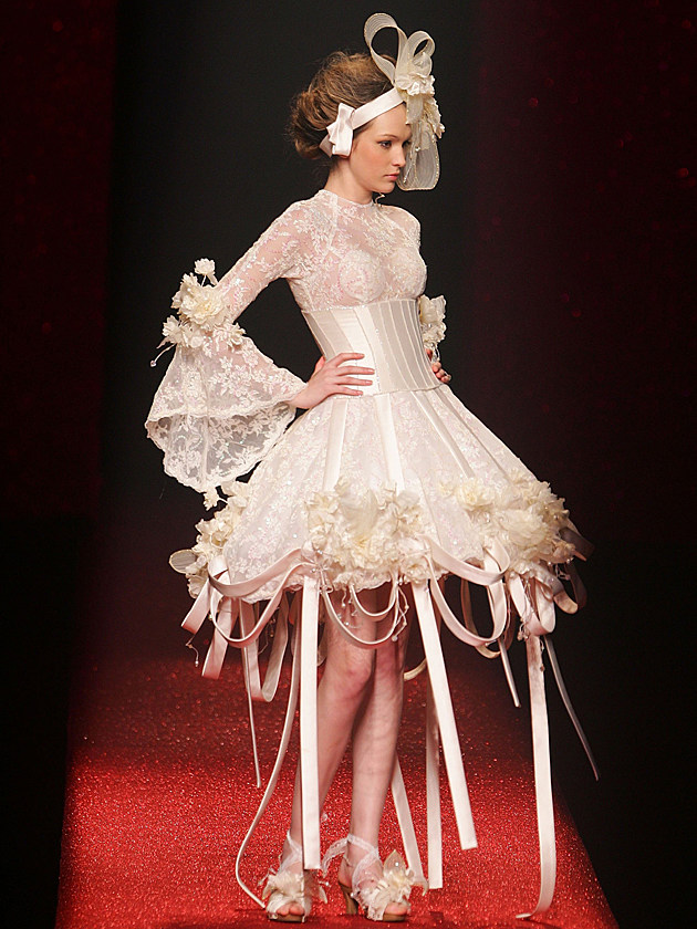 crazy wedding dresses photo - 1