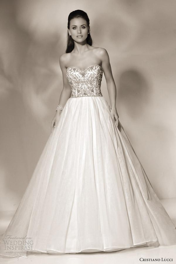 cristiano lucci wedding dresses photo - 1