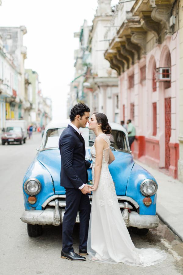cuba wedding dresses photo - 1