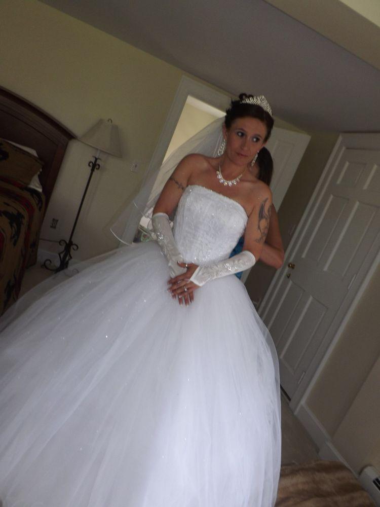 cupcake style wedding dresses photo - 1