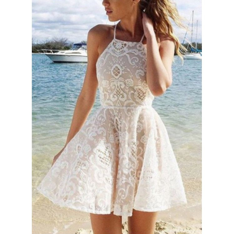 cute summer wedding dresses photo - 1