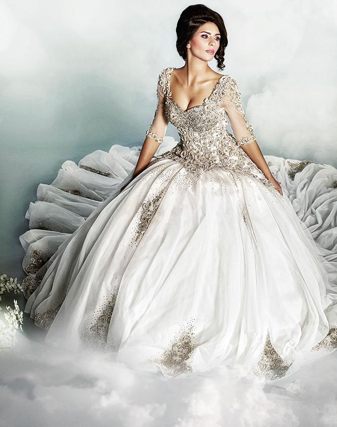 dar sara wedding dresses photo - 1