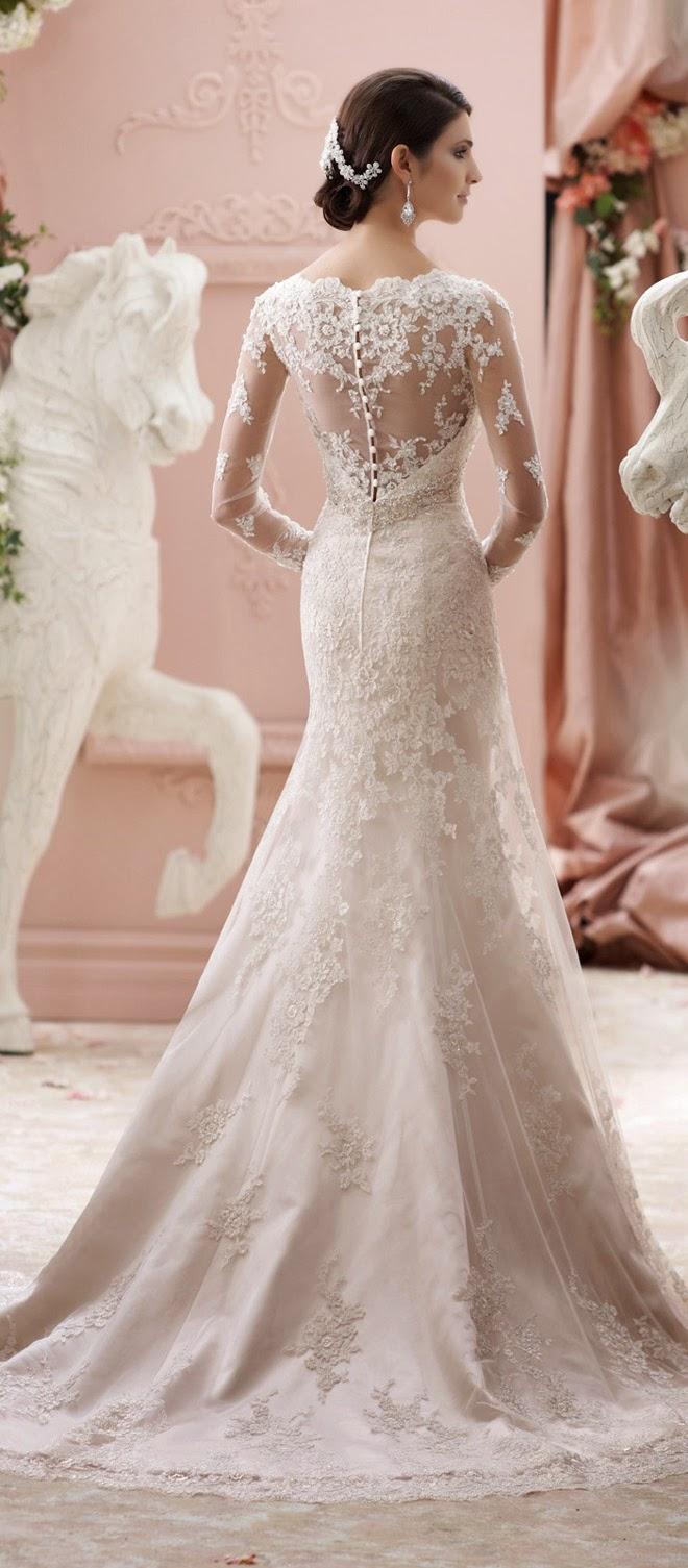 david tutera mon cheri wedding dresses photo - 1