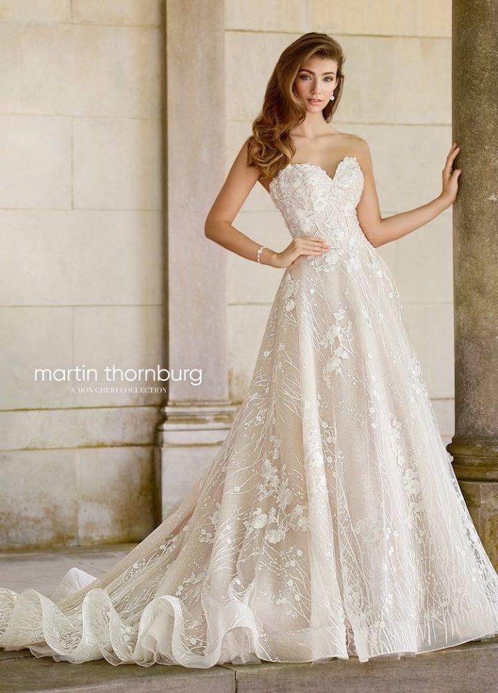 david tutera wedding dresses 2017 photo - 1
