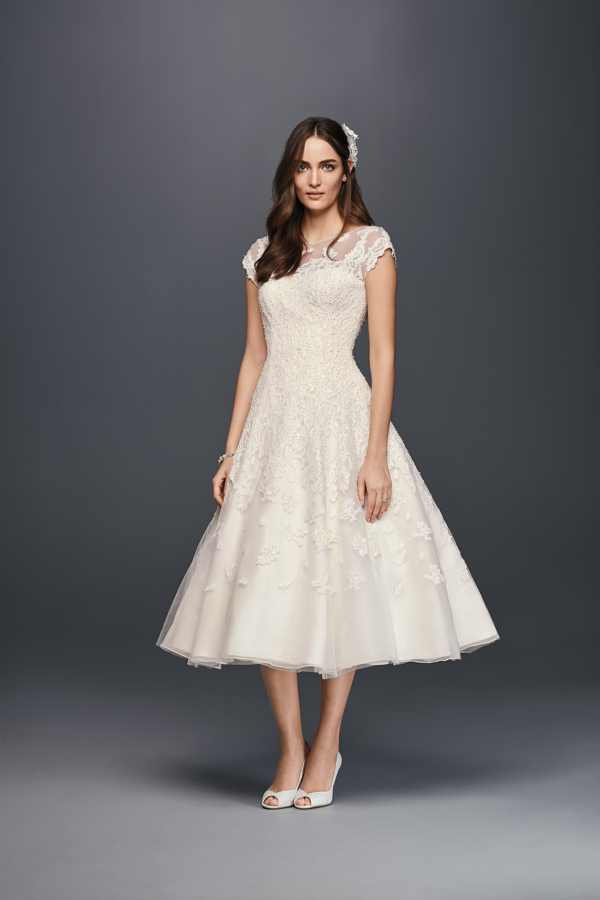 davids bridal clearance wedding dresses photo - 1
