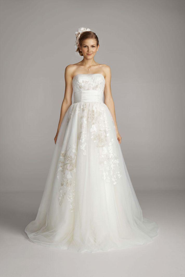 davids bridal wedding dresses 2015 photo - 1