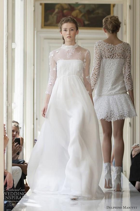 delphine manivet wedding dresses photo - 1