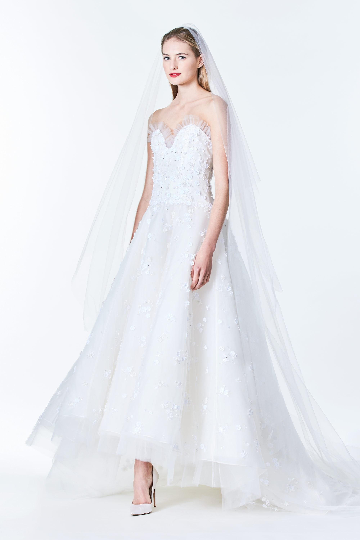 denim wedding dresses photo - 1