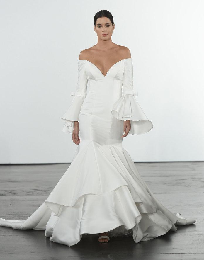 dennis basso wedding dresses photo - 1