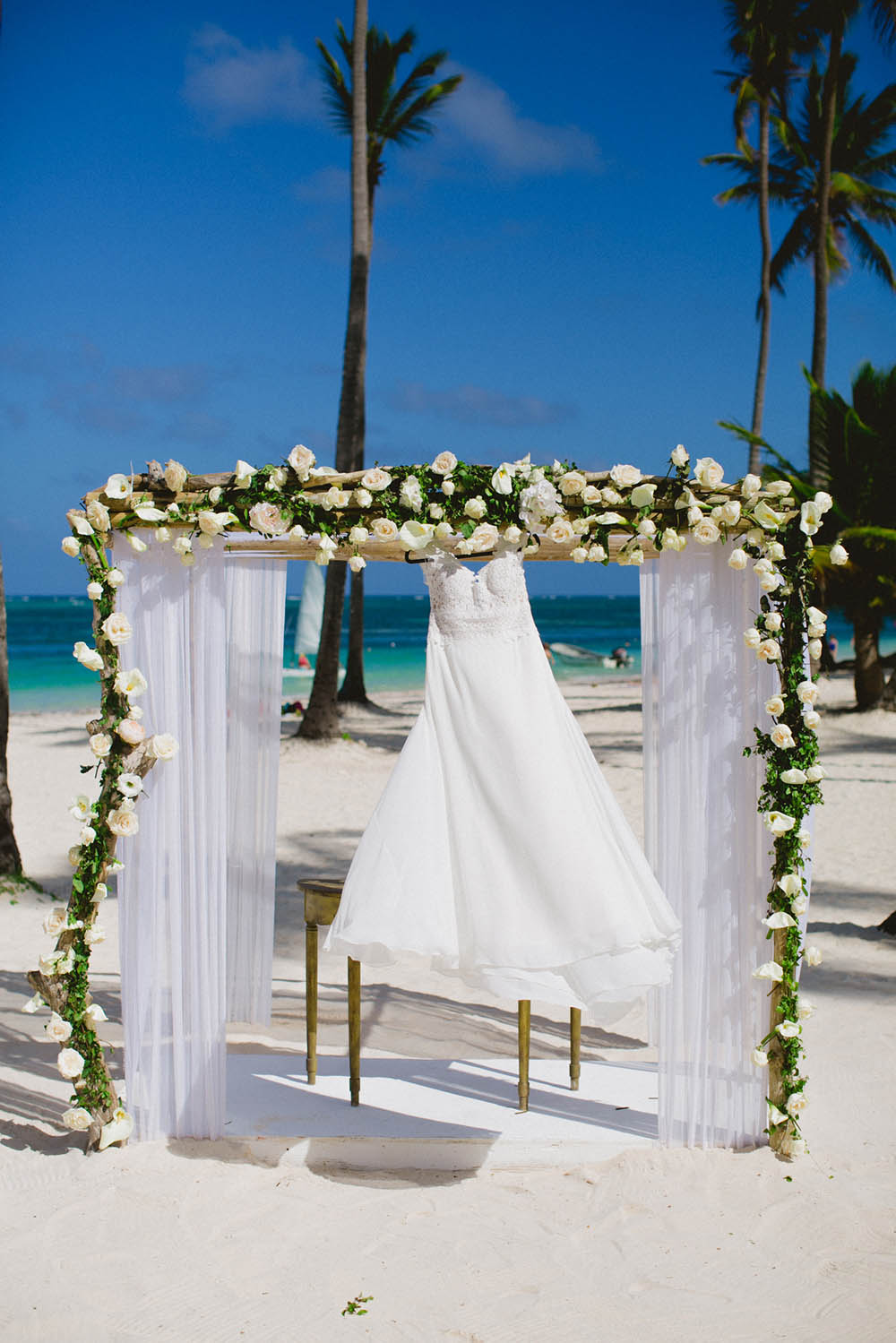 destination wedding dresses for guest photo - 1