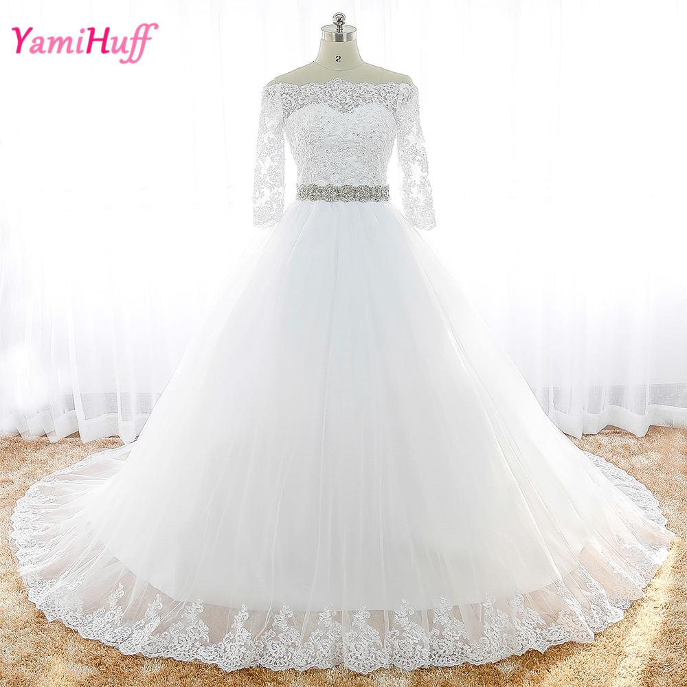 diamond corset wedding dresses photo - 1