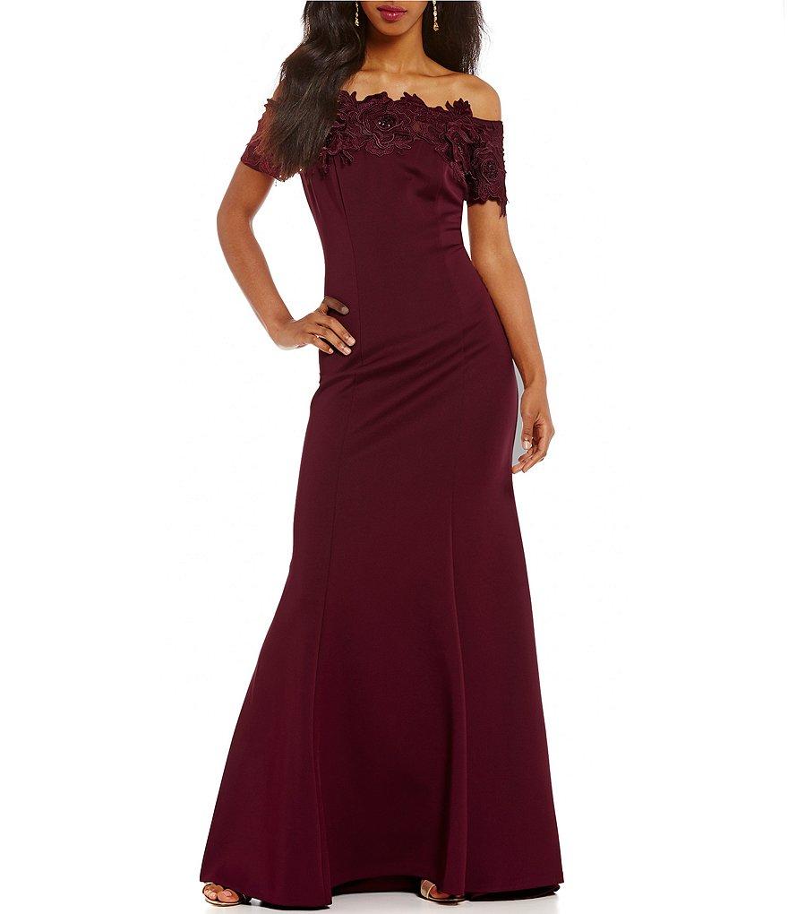 dillards evening dresses photo - 1