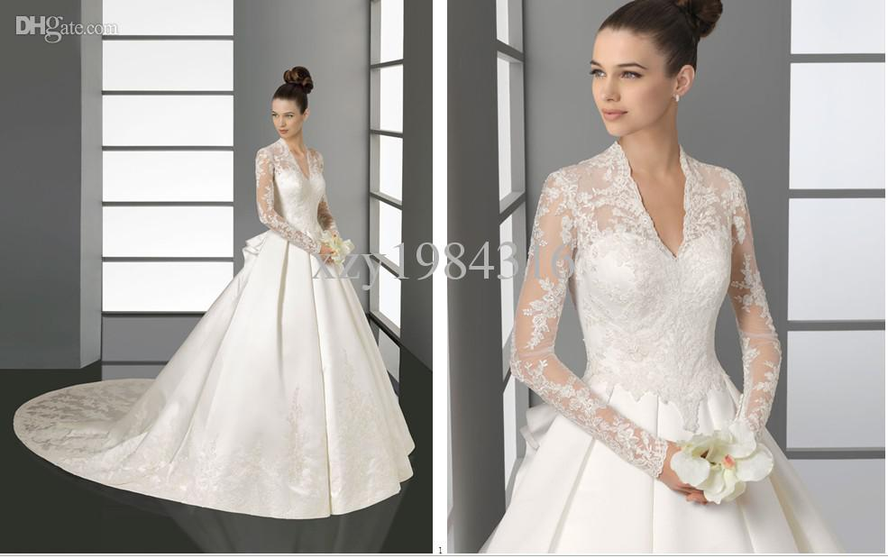 discount designer wedding dresses photo - 1