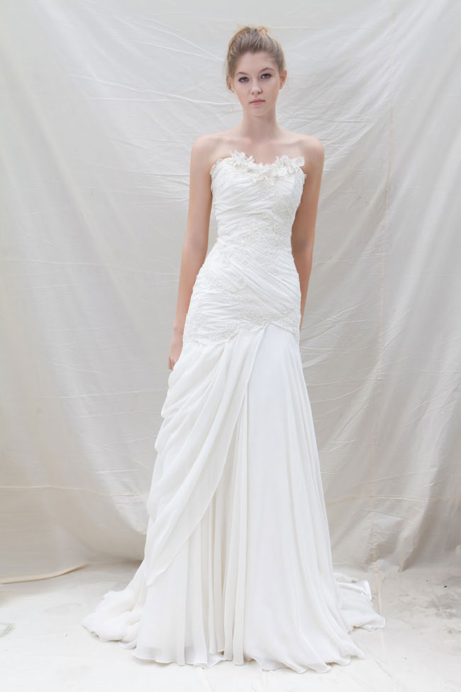 discount wedding dresses nyc photo - 1