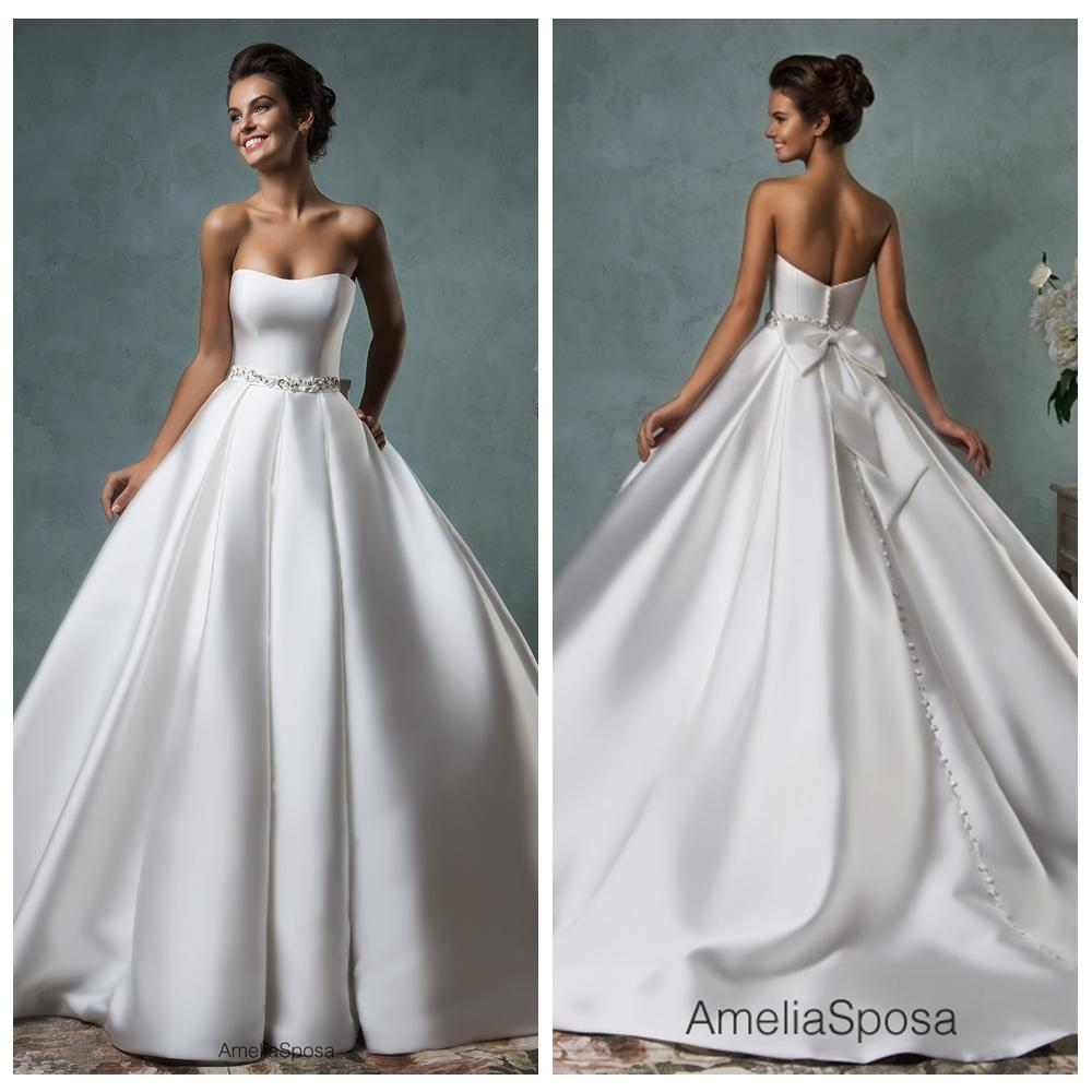 discounted wedding dresses photo - 1