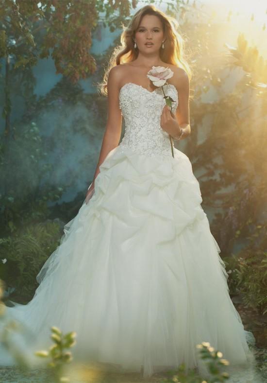 disney fairytale wedding dresses photo - 1