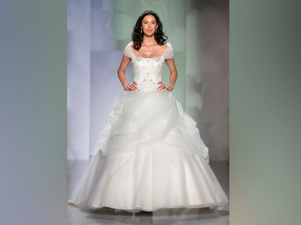 disney princess wedding dresses photo - 1