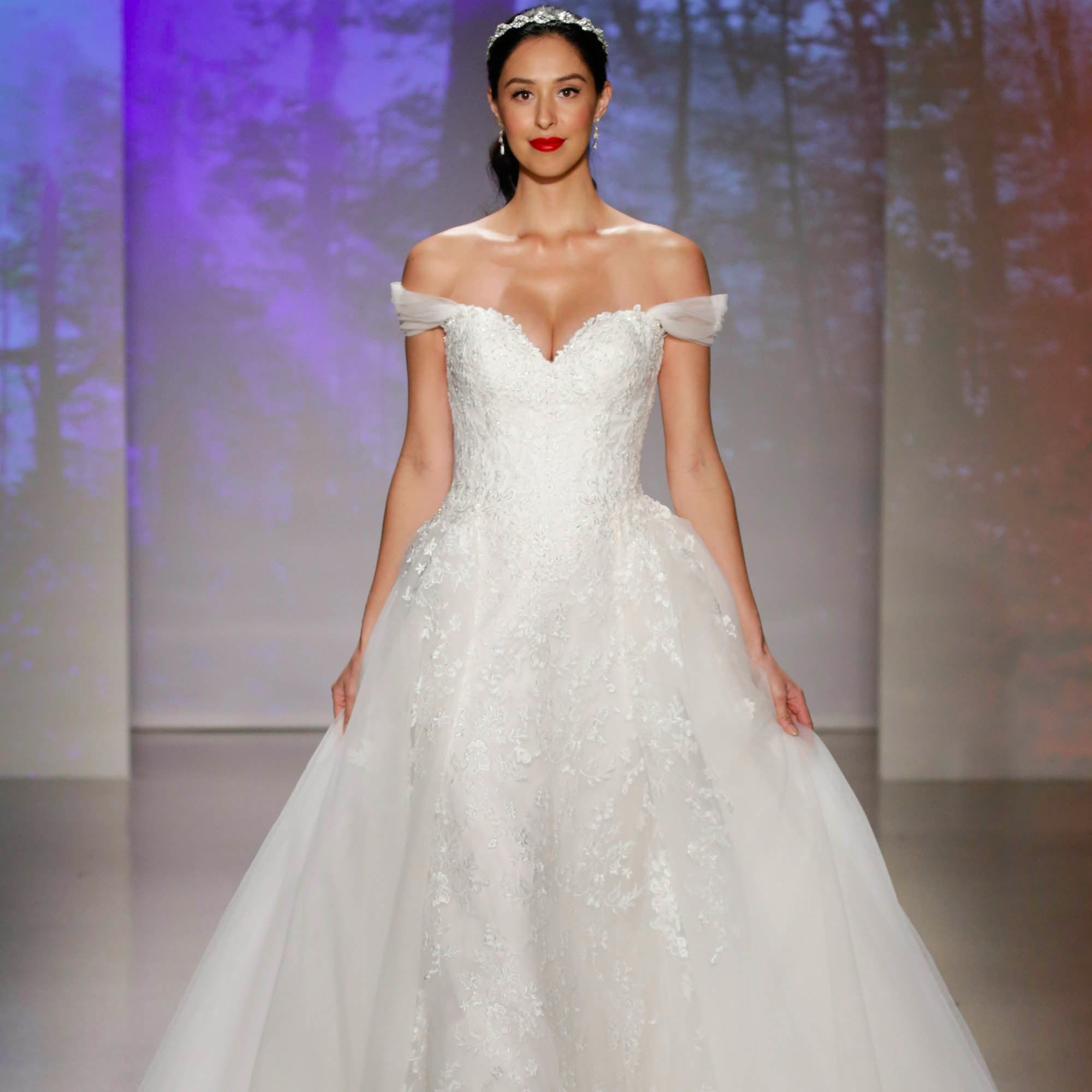 disney princess wedding dresses alfred angelo photo - 1